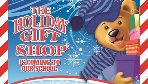 Holiday Gift Shop Opens December 5th West Boulevard Elementary