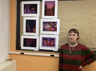 Student earns Gold Key for Digital Art Portfolio