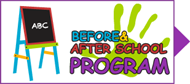 before and after school care graphic