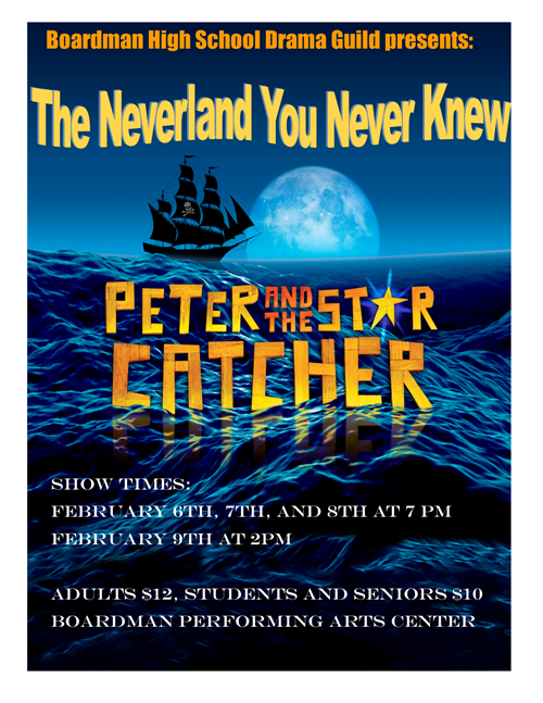 PETER AND THE STARCATCHER THE NEVERLAND YOU NEVER KNEW