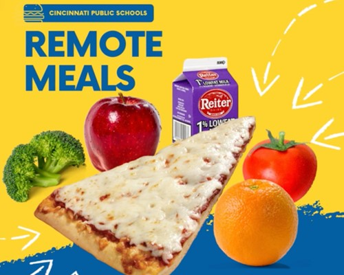 remote meals graphic