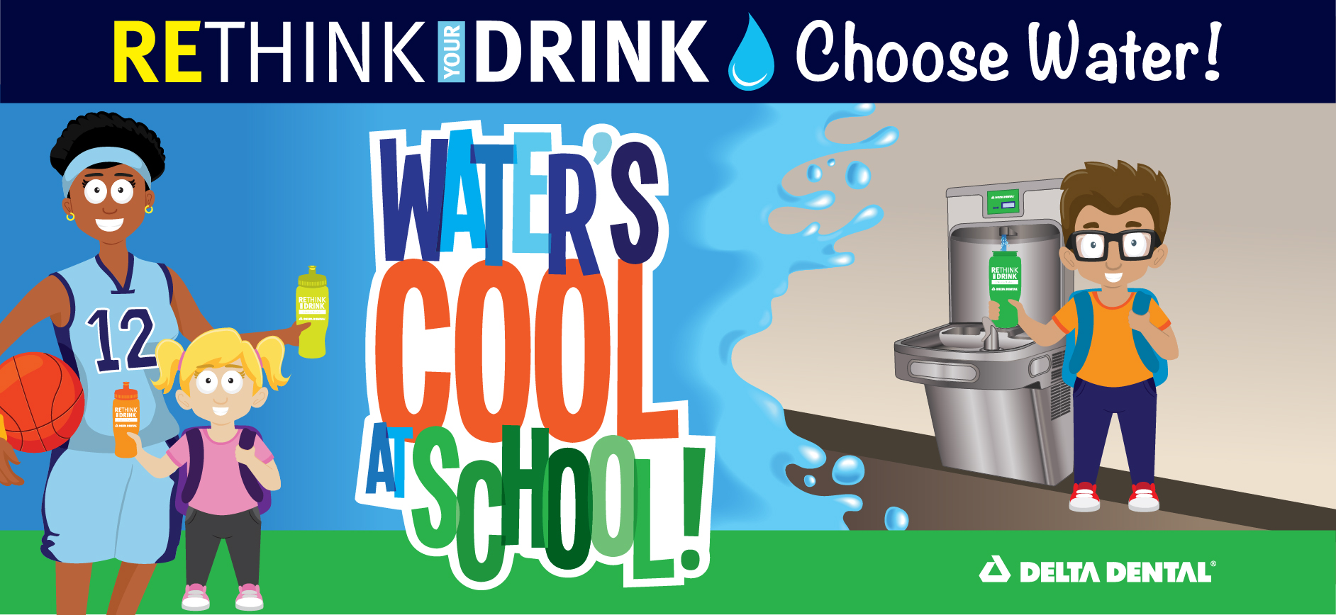 Water's Cool at School Program