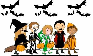Halloween Parade and Party Plans - Robinwood Lane Elementary School