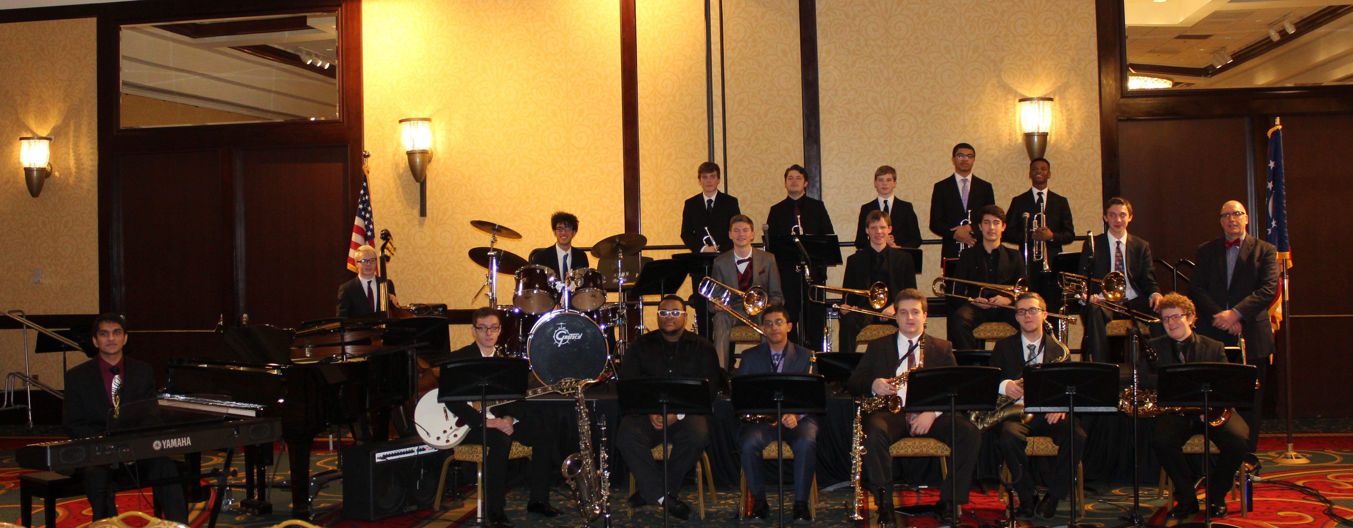 2017 All OMEA Jazz Ensemble