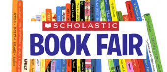 SCHOLASTIC BOOK FAIR GRAPHIC