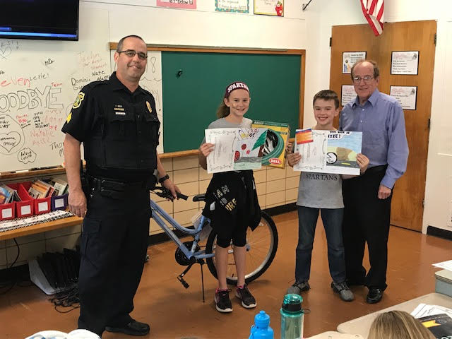optimist safety poster contest